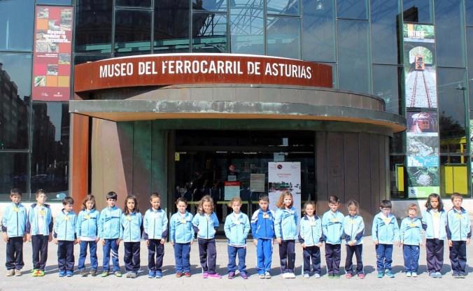Museo del Ferrocarril 1ºEP