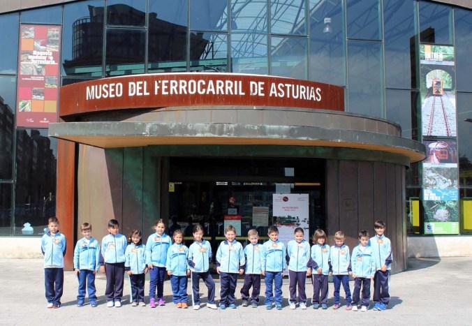 Museo del Ferrocarril 2ºEP