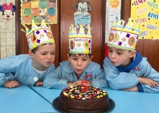 Cumpleaños 6 2