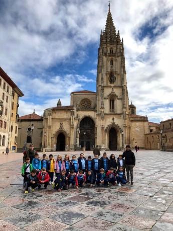 Visita a Oviedo 1