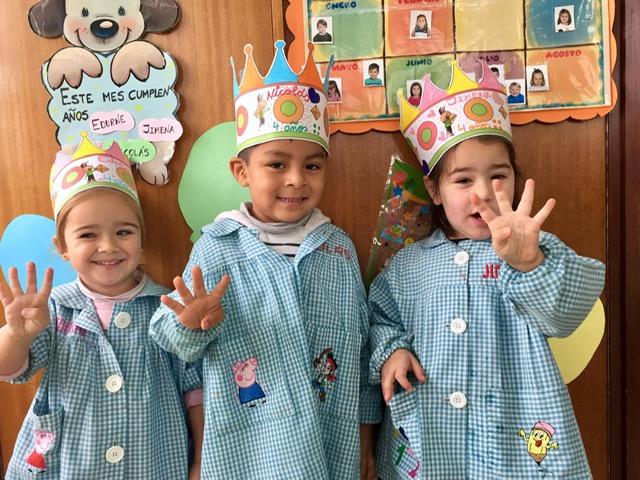 4 Jimena, Edurne, Nicolás